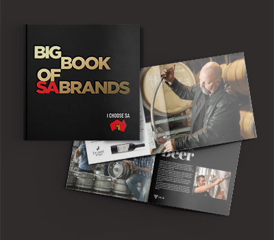 Big Book of SA Brands – I Choose SA Campaigns