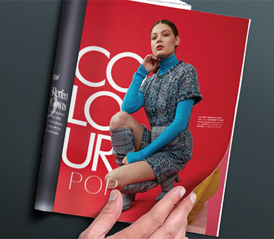 Beauty & Fashion Magazine Designs