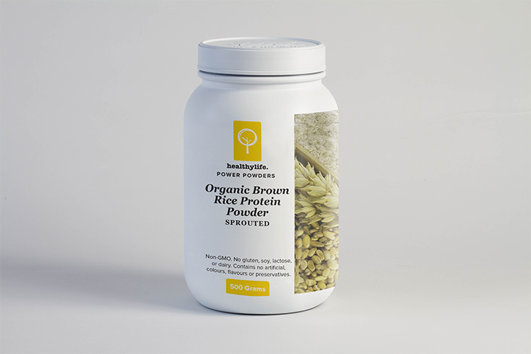 HEalthy-Life-Organic-brown-protein-powder